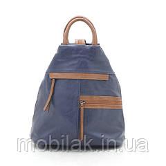 Рюкзак E-7179 blue