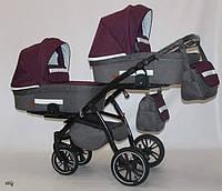 Детская коляска для двойни 2 в 1 Bexa Natigo Frido Duo NF 06