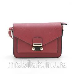 Клатч M-3715 red