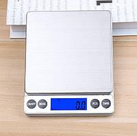 Ваги кухонні I-3000 до 3 кг точність 0,1 г, фото 1