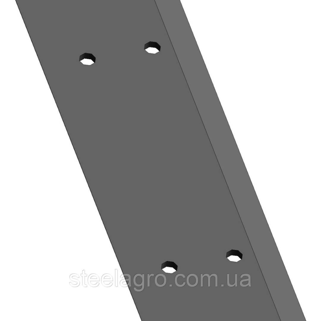 Нож измельчительного катка Horsch Joker RT 550х80/90мм, s6мм ст65г (28198301) Хорш Джокер