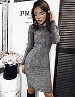 Платье футляр из люрикса, фото 1