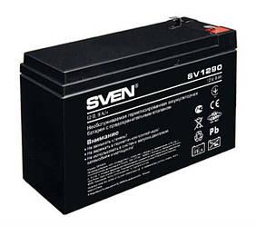 Аккумуляторная батарея SVEN 12V 9AH (SV 1290) AGM UAH