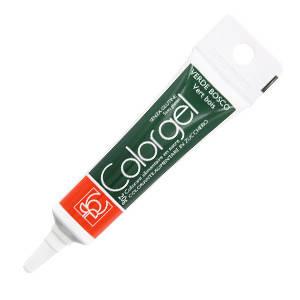 Барвник харчовий гелевий Темно - зелений Modecor 20г, фото 2