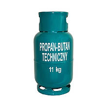 Балон газовий 11 кг VITKOVICE MILMET 27 л для пропан-бутану
