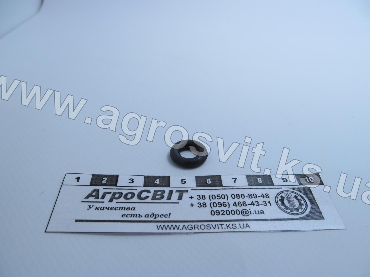 Кольцо резиновое 7,7х3,0; типоразмер 008-013-30