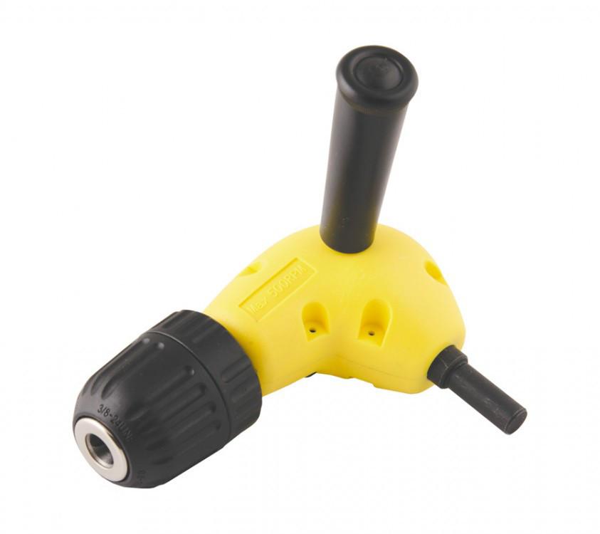 Патрон угловой самозажимной MasterTool, 0.8-10 мм (HT-300)