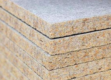 Цементно-стружечная плита BZS (Беларусь)