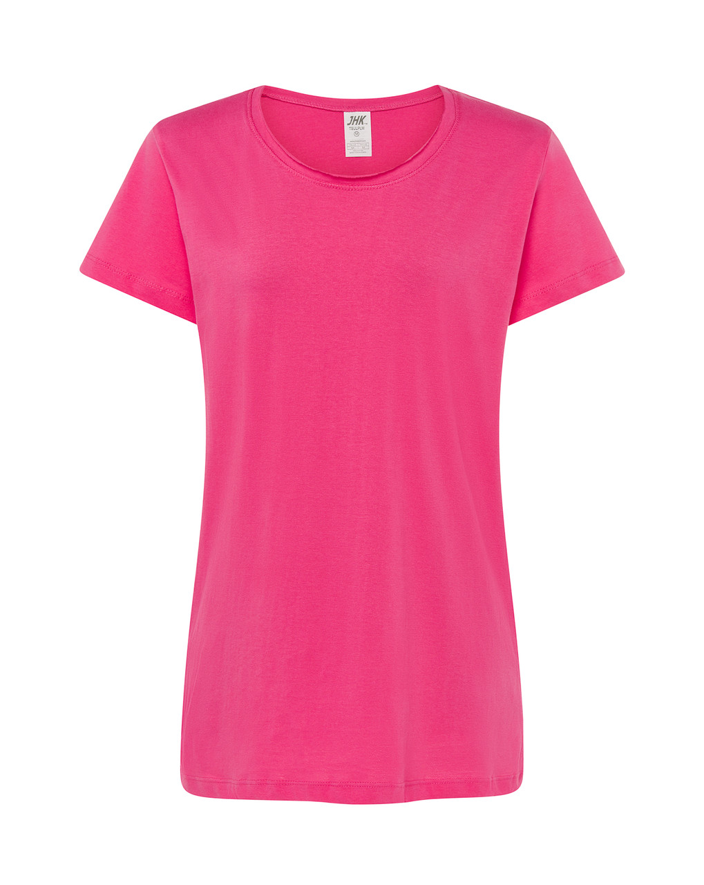 Женская футболка JHK PALMA розовый (AL)