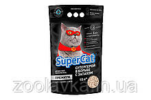 Наповнювач для туалету Collar Super Cat Преміум 3 кг