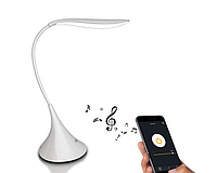 Настольная Смарт Лампа с Bluetooth динамиком зарядка USB, фото 1