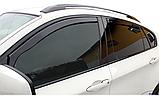 Дефлектори вікон вставні BMW X6 E71 2008 -> 5D, фото 3