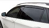 Дефлектори вікон вставні BMW X6 E71 2008 -> 5D, фото 4