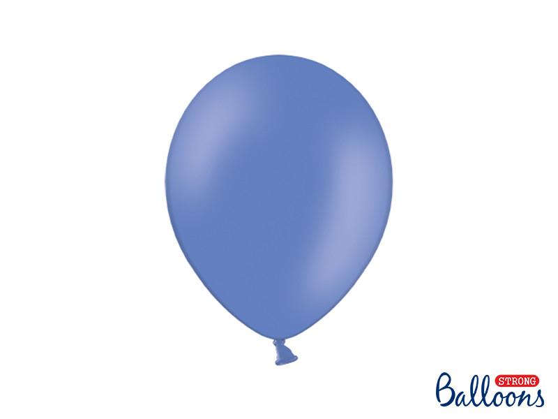 Balloons Strong 27cm, Pastel Ultramarine( Пастель Ультрамарин), 50шт