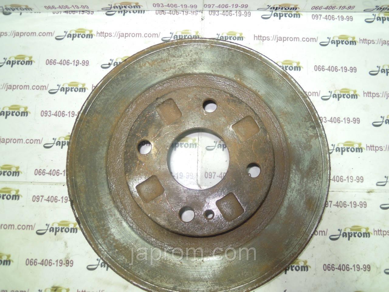 Тормозной диск передний Mazda 323 BJ 1997-2002г.в. 1.8 + 2.0 бензин
