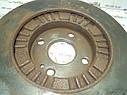 Тормозной диск передний Mazda 323 BJ 1997-2002г.в. 1.8 + 2.0 бензин, фото 4