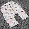 Штанишки для новорожденных малышей трикотажные и хлопковые
