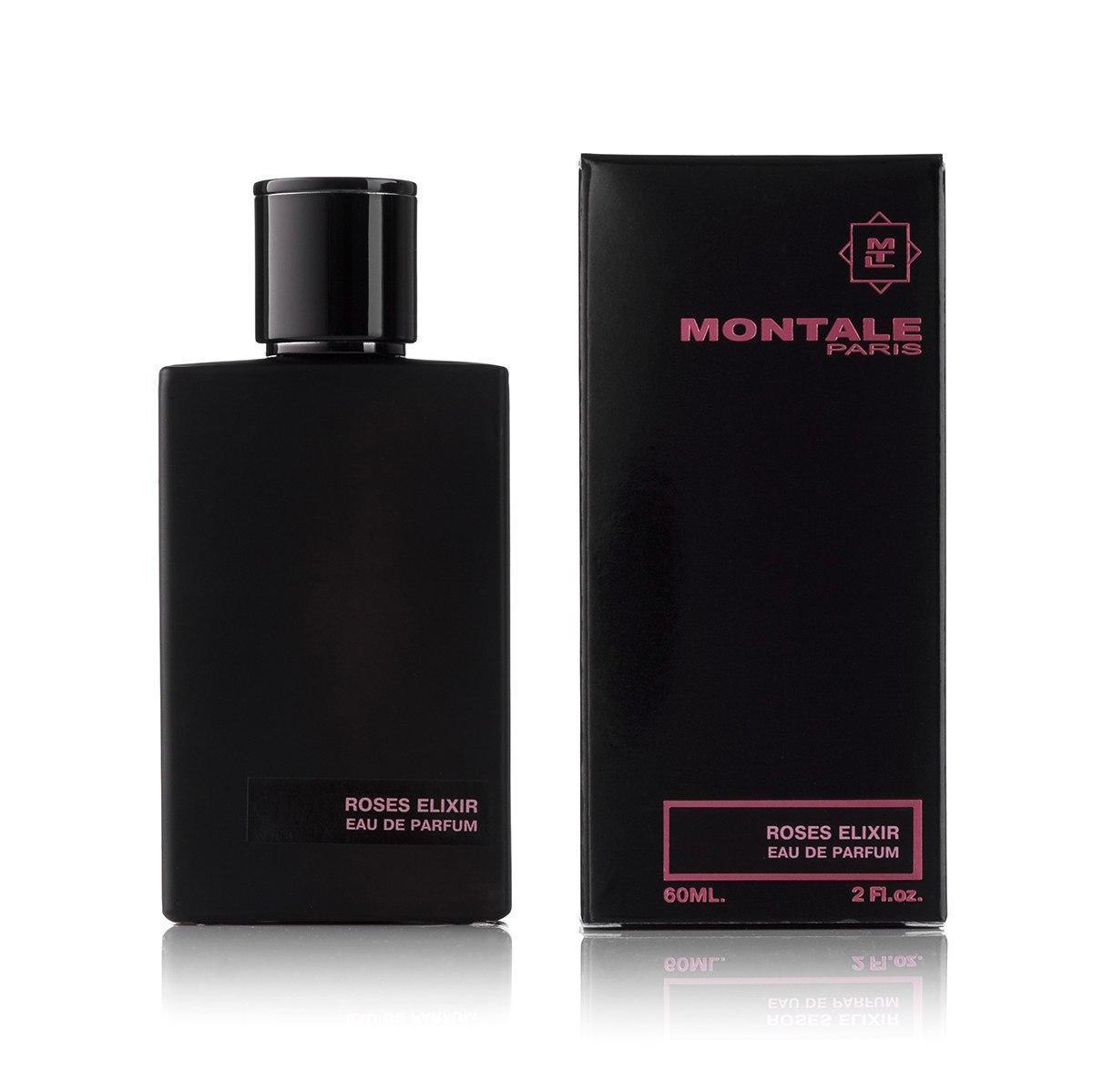 Женский мини парфюм Montale Roses Elixir женский - 60 мл (M-19)