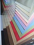 Рулонні штори День-Ніч Хеппі шоколадний, фото 3