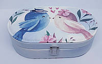 Шкатулка для украшений Птички, фото 1