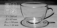 Чашка Скляна Прага 200мл (08С1416)
