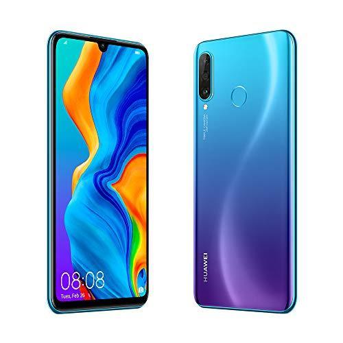 "Смартфон HUAWEI P30 Lite 4/128GB 6.15"" Peacock Blue (51093PUS)"