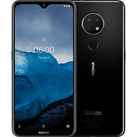 "Смартфон Nokia 6.2 4/64GB 6,3"" Black, фото 1"