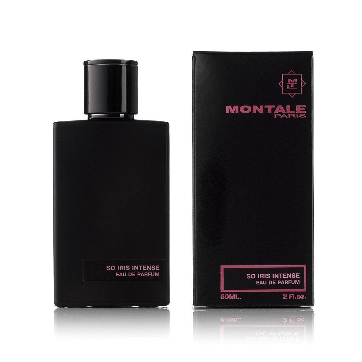Мини парфюм Montale Intense So Iris (Унисекс) - 60 мл (M-22)