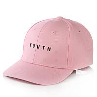 Кепка Youth с логотипом мужская женская унисекс бейсболка