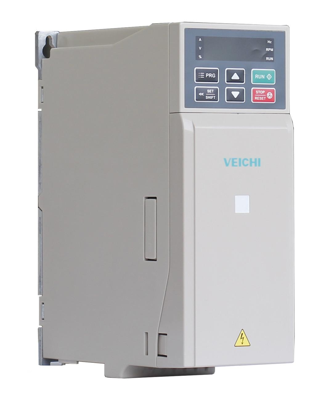 Преобразователь частоты векторный AC300-T3-R75G/1R5P-B (0,75/1,5 кВт)