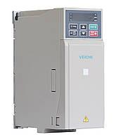 AC300-T3-R75G/1R5P-B (0,75/1,5 кВт) 3х380В преобразователь частоты векторный
