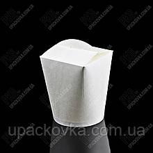Паста Бокс бумажный FLT 750мл. БЕЛАЯ 1РЕ