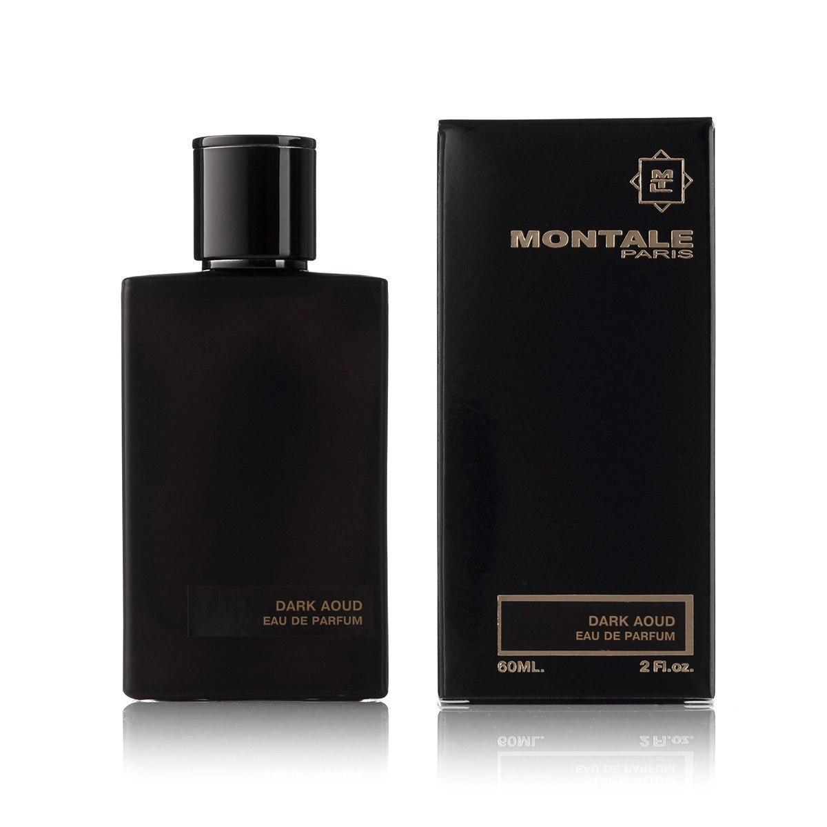 Мини - парфюм  Montale Dark Aoud - Унисекс - 60 мл (M-10)