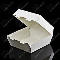 Упаковка для бургеров из бумаги большая