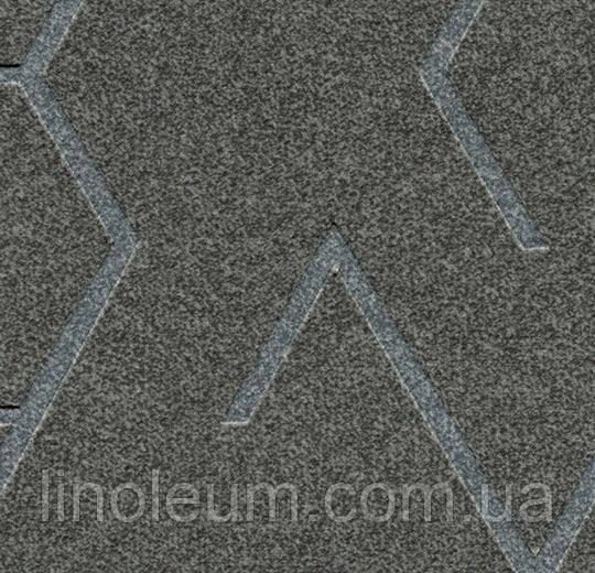 Flotex triad 121001 embossed zinc
