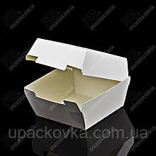 Упаковка для бургеров из бумаги маленькая