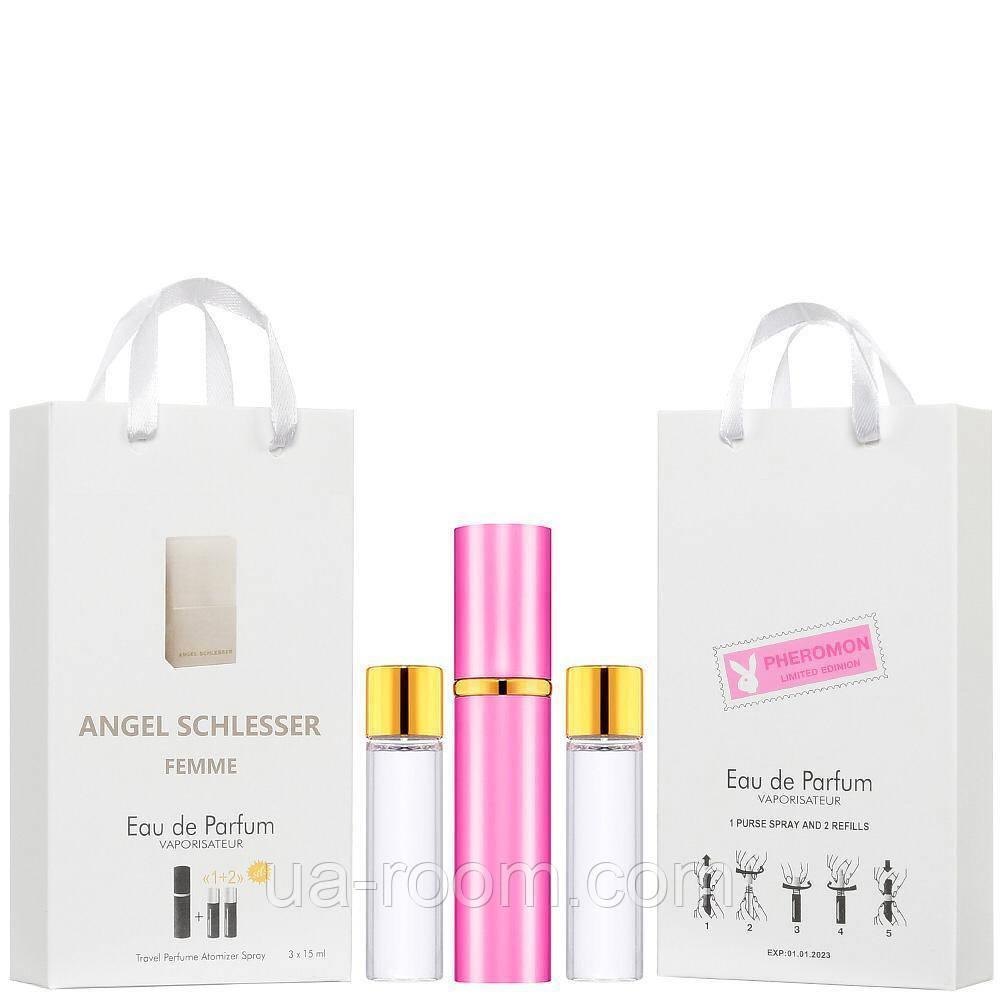 Мини-парфюм женский Angel Schlesser Femme, 3х15 мл