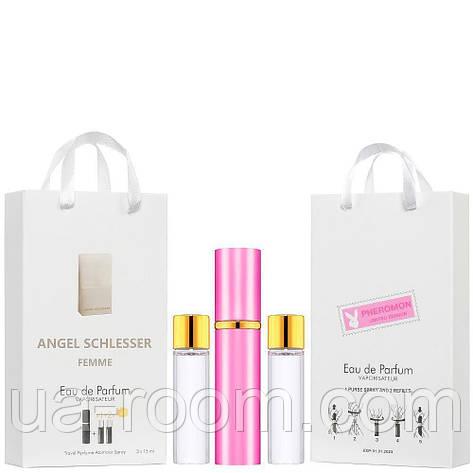 Мини-парфюм женский Angel Schlesser Femme, 3х15 мл, фото 2