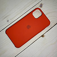 Чохол Silicone Case Apple iPhone 11 Pro Max Red