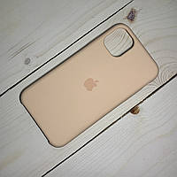 Чохол Silicone Case Apple iPhone 11 Pro Max Pink Sand
