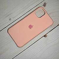 Чохол Silicone Case Apple iPhone 11 Pro Max Pink