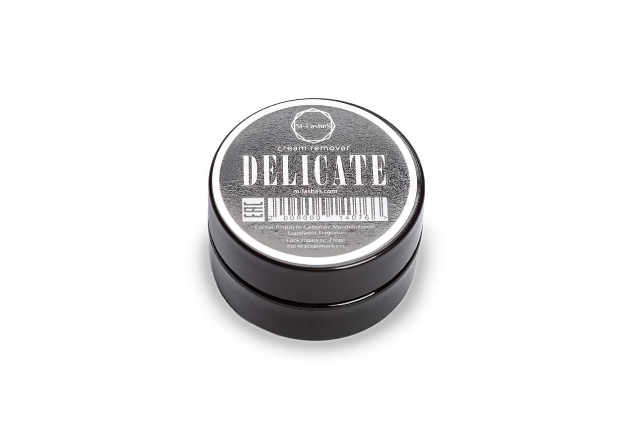 "Кремовый ремувер  ""Delicate""  M-Lashes, 5 гр."