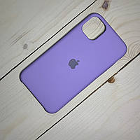 Чохол Silicone Case Apple iPhone 11 Pro Max Light Purple