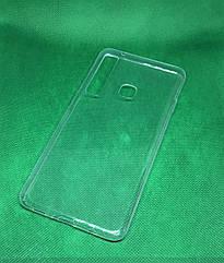 Samsung Galaxy A9 2018 (A920F) прозрачный силиконовый ультратонкий чехол/ бампер/ накладка