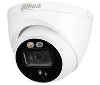 5 МП HDCVI уличн/внутр видеокамера активного реагирования DH-HAC-ME1500EP-LED (2.8 мм)
