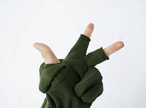 Перчатки рыболовные LeRoy Glove Ice