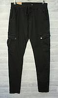 """Брюки-карго женские с карманами, полубатал, размеры XS-XL """"PLAY"""" купить недорого от прямого поставщика"""