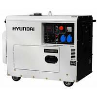Генератор дизельный HYUNDAI DHY DHY 8500SE-T