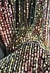 Шикарное сексуальное блестящее облегающее платье с пайетками на бретелях нарядное черное золотое длинное, фото 5