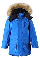 Зимняя куртка для мальчика Reimatec Naapuri 531351.9-6500. Размеры 104 - 164., фото 1
